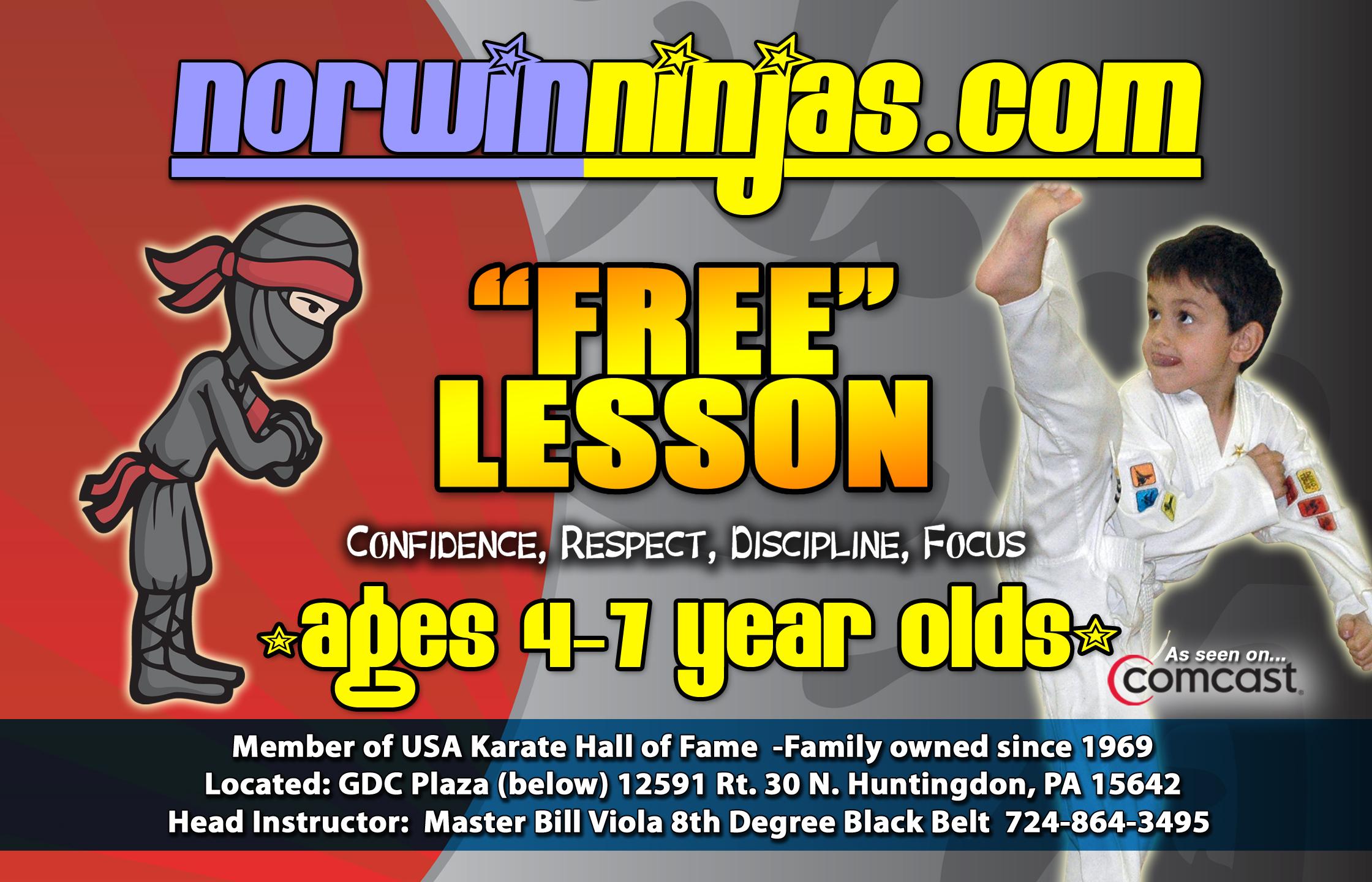 north huntingdon karate school coupon