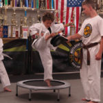 north huntingdon karate kick