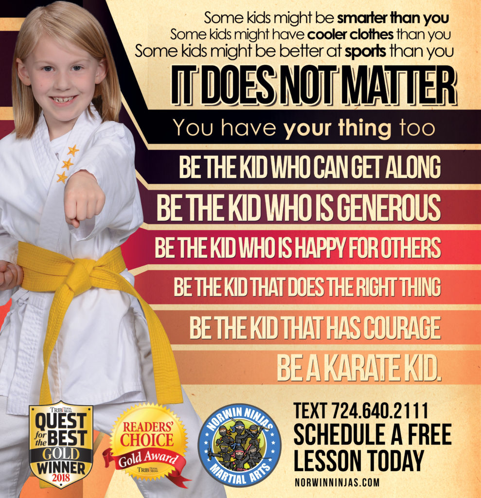north huntingdon karate class