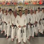 Pittsburgh karate black belts