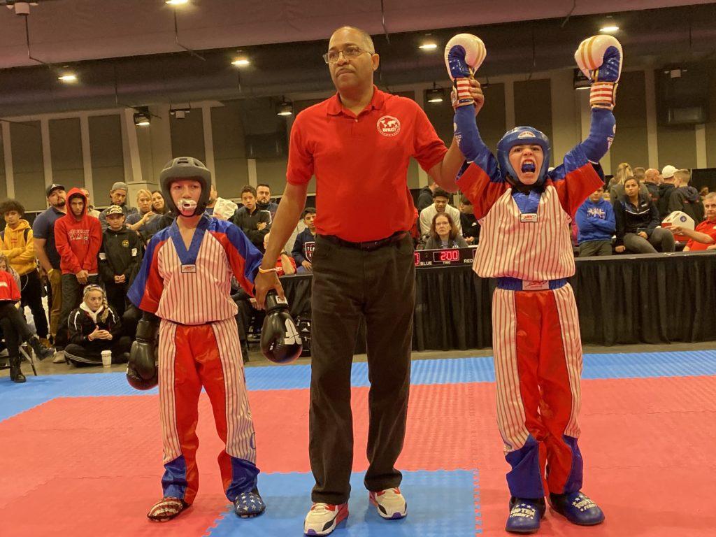 xander eddy karate