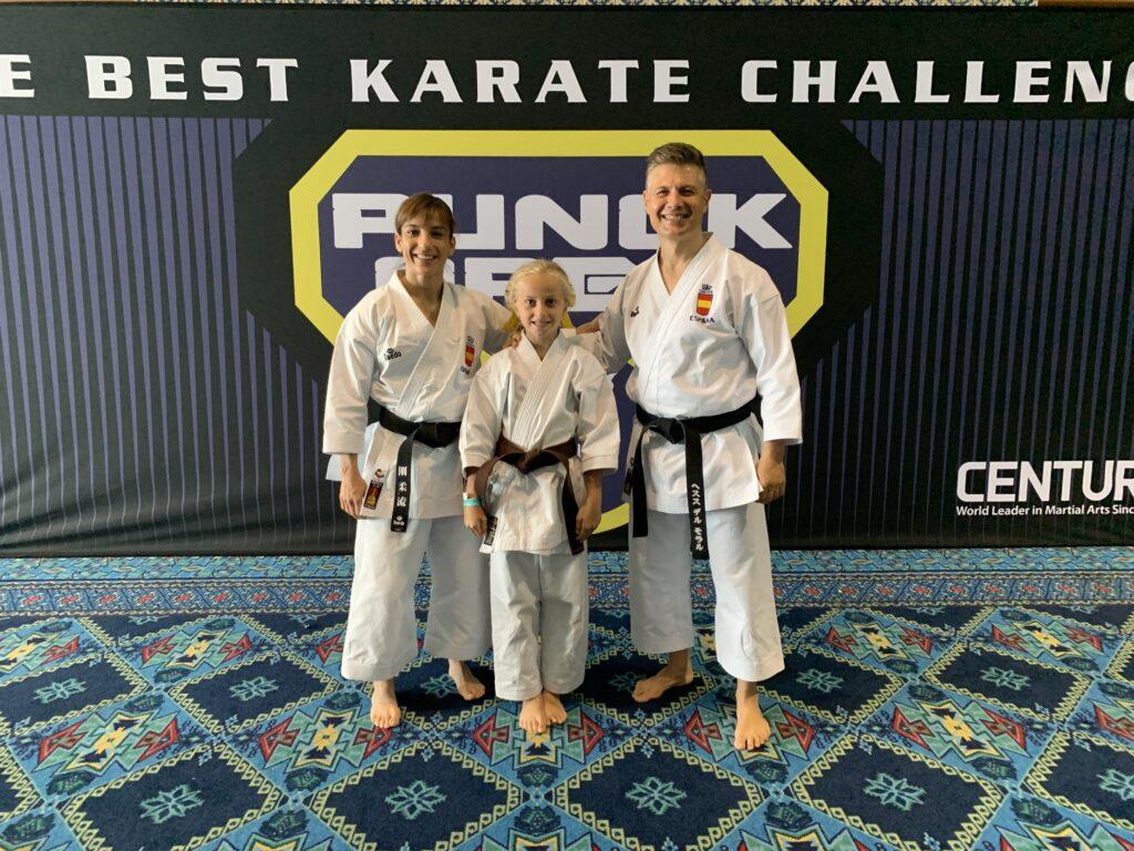 sandra sanchez karate